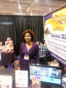 Delicious Food Show 2013 - Karmaffin