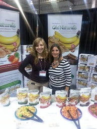 Delicious Food Show 2013 - Oh! Naturals