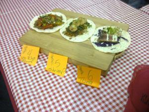 Delicious Food Show Kung Fu Taco