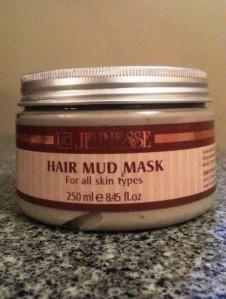 Jeunesse Cosmetics Hair mud mask (1)