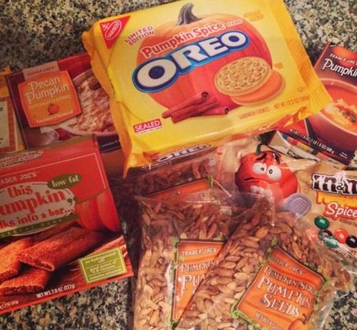 Pumpkin Spice Fever
