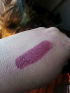 Chris Love of Lipsticks berries (12)