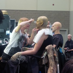 Student competition at IMATS 5