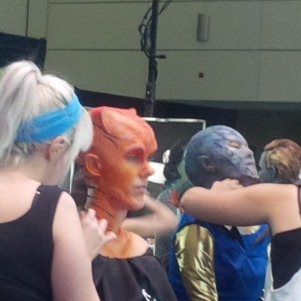 Student competition at IMATS