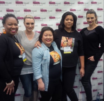 TNL with PIXIWOO at IMATS!!