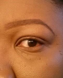 Eyebrow tutorial (11) - apply brow pen