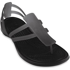 Crocs Adrina Strappy Flat