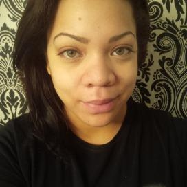 no makeup (SCARY ASH)!