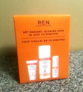 Ren Rediscover Radiance Kit