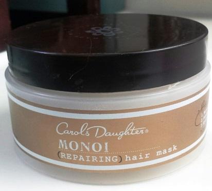 how to use monoi hair mask