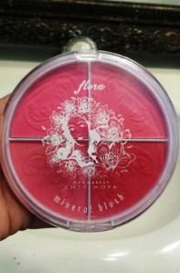 cherimoya flora 4-toned mineral blush (1)