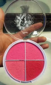 cherimoya flora 4-toned mineral blush (2)
