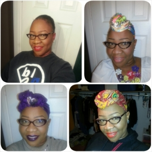 Hair growth protective styles