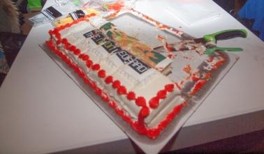 TNL blogiversary cake