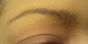 brow before