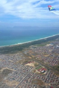 Capetown aerial