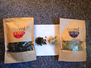 teami skinny and colon tea